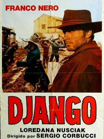 Joe Leydon, Mondo Cinema_Django, Django Unchained, December 2012, Django, movie poster