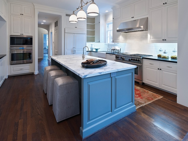 On the Market 1740 South Boulevard October 2014 kitchen