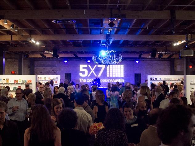 The Contemporary Austin Five x Seven Event 2014