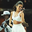 Selena Gomez Houston Rodeo March 2014