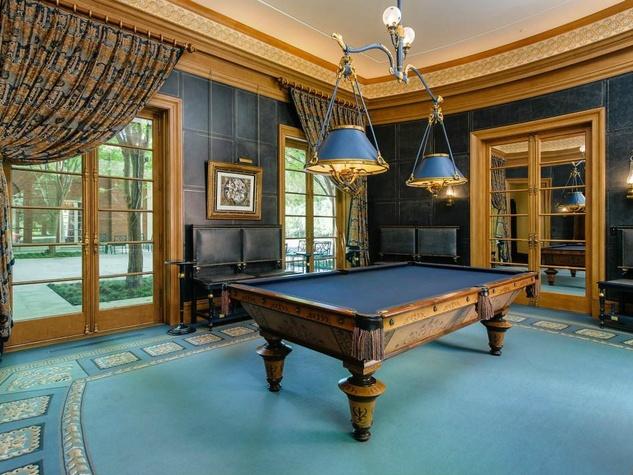 5950 Deloache Ave. for sale in Dallas billiard room