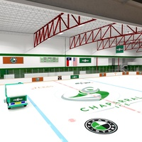 Chaparral Ice renovations 2017