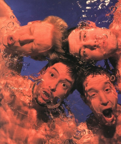 Butthole Surfers at Day for Night
