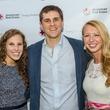 Kendall Harelson, Grant Perry, and Sarah Wagner, YPA kickoff
