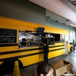 10 first look at Bernie's Burger Bus restaurant June 2014 bus