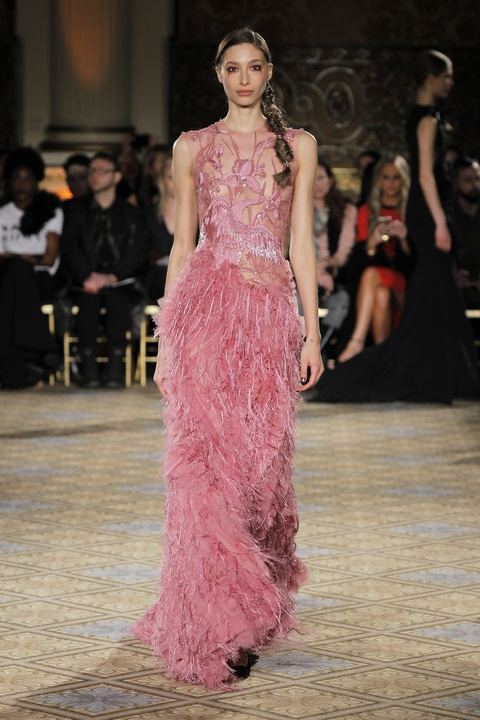 Christian Siriano fall 2017 collection look 50