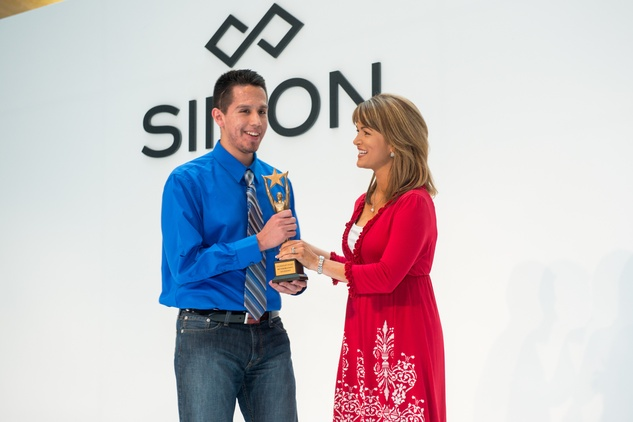 11 Matthew Maldonado and Melissa Williams at the M.D. Anderson Gold Star Luncheon September 2014