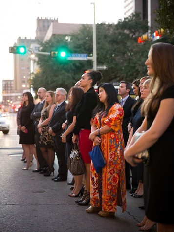 The Saint Anthony Hotel San Antonio Grand Reopening 2015 Si Si Penaloza Tuesday Knight