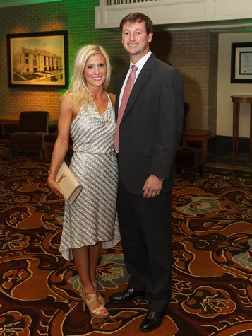 Meredith and Michael Meden, RMH Young Friends Party