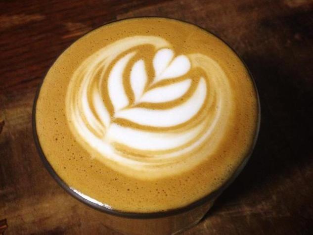 Paulie's Restaurant coffee latte