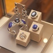 women's jewelry at the David Yurman Meteorite Collection launch
