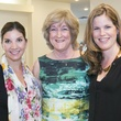 Lindsay Morris, Carlin Morris (Can Do Award Recipient), Caitlin Hyatt, can do luncheon kickoff