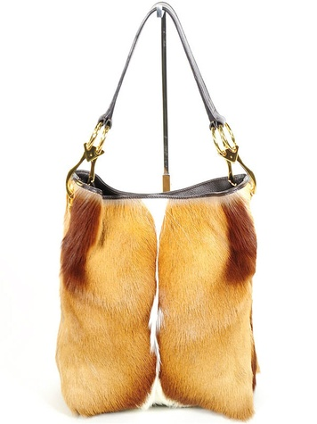 Bobby Schandra antelope bag