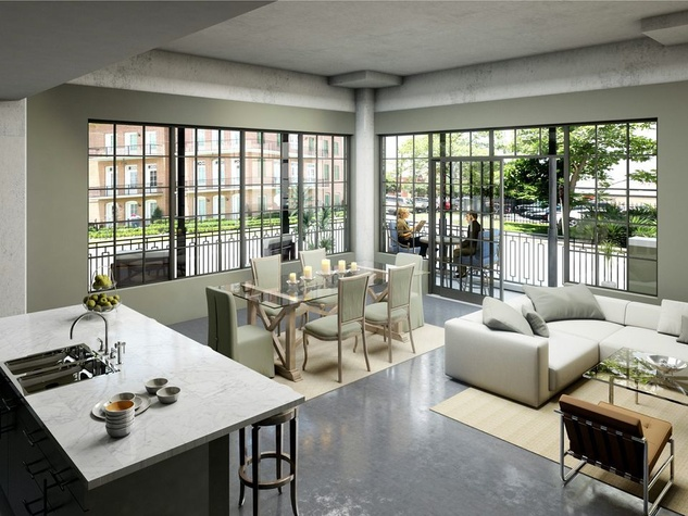 Boulevard Realty Bell Heights lofts