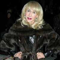 Diane Lokey Farb, Dennis Basso, Fashion Week fall 2013