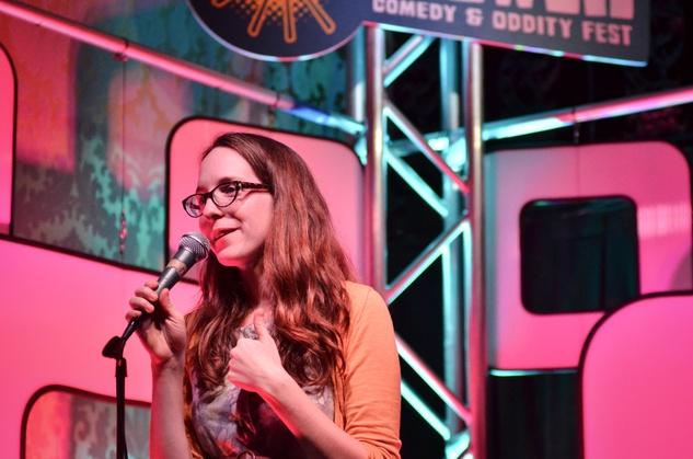 Kerri Lendo Moontower Comedy Festival Austin Show