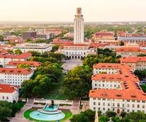 University of Texas at Austin aerial