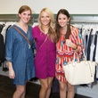 Lindsey Goodier, Lauren Anne Johnson, Diana Latson, Planet Bardot Grand Opening