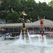 Fly Lake Austin flyboard jetovator water jetpack