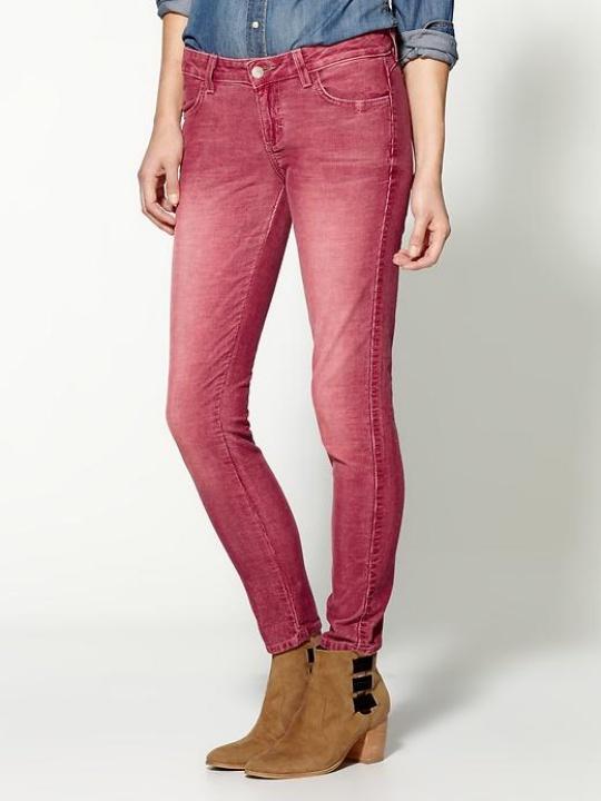 Piperlime Hannah Slim Crop Jeans