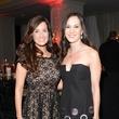 35 Megan Doucette, left, and Laura Wang at the Krist Samaritan Gala November 2014
