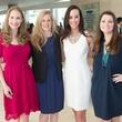 Maggie Kipp, Tamara Coatney, Beverly Cahill-Nelson, Ashlee Weidner