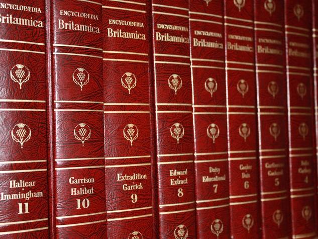 News_Encyclopedia Britannica_books