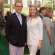 Gary Tinterow, Amy Purvis at Bayou Bend Garden Party 2017