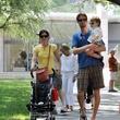 Family at Nasher Sculpture Center