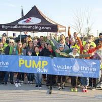 Water to Thrive presents The Pump Run