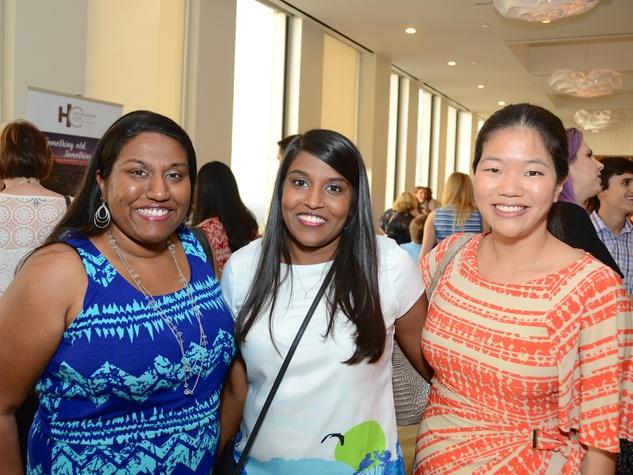 YP Zoo Aug 2015 Anita Udayamurthy, Michelle Udayamurthy, Ashley Nguyen