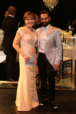 Mercury Gala, April 2016, Hallie Vanderhider, Fady Armanious