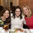 News, Shelby, Small Steps luncheon, Sept. 2015, Erin Heath, Molly Khalil, and Jennifer Brown