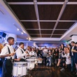 19 The drummers at CultureMap fifth anniversary birthday party October 2014