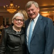 Bertie Simmons and Rusty Hardin/TEACH DINNER