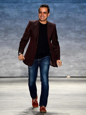 Fashion Week spring 2015 designer Bibhu Mohapatra