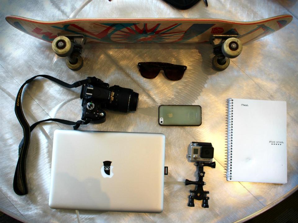 SXSW_festival preparedness_Andy Au_bag_2015