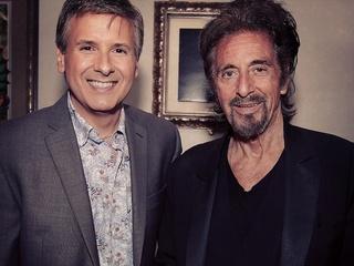 Ernie Manouse, Al Pacino May 2013