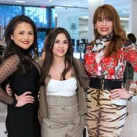 Houston, Latin Women's Initiative Fashion Show and Luncheon, feb 2017, Daisy Mendoza, Michele Leal, Karina Barbieri