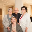 News, Shelby, HARC luncheon, March 2015, Dr. Rita Justice, Doris and Rick Spengler and Dr. Lynn Maher
