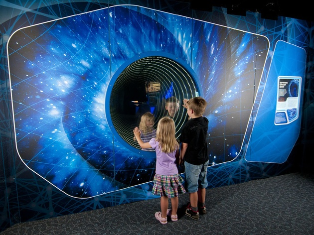 Space Center Houston presents <i>Science Fiction, Science Future</i>