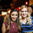 Nadia Kahn, left, and Marisa Cilento at Ruggles Black Grand Opening October 2014