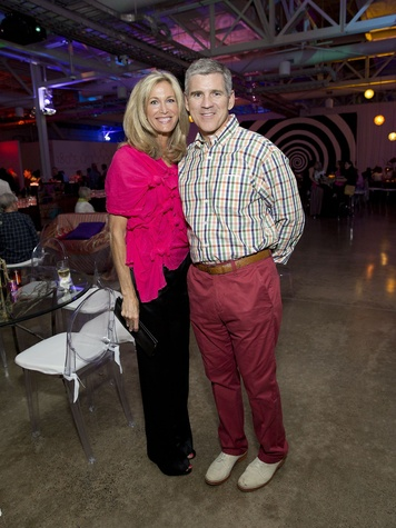 Glassell Benefit and Auction 2015 Janet and Paul Hobby