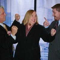 Matt Gunther, Carol M. Rice, Gary Eoff in Crisis