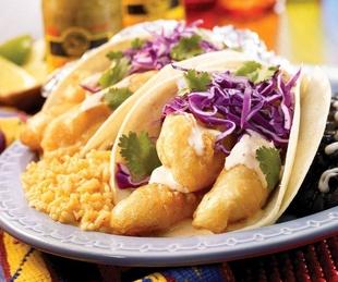 Berryhill Baja Grill fish tacos