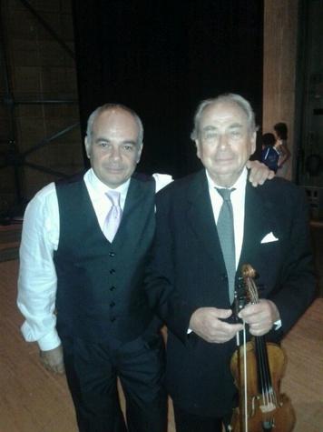 Carlos Spierer and Leon Spierer