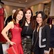4 Diana Sun, from left, Mandy Kao and Gina Li at Mandy Kao and Nihala Zakaria birthday party October 2014