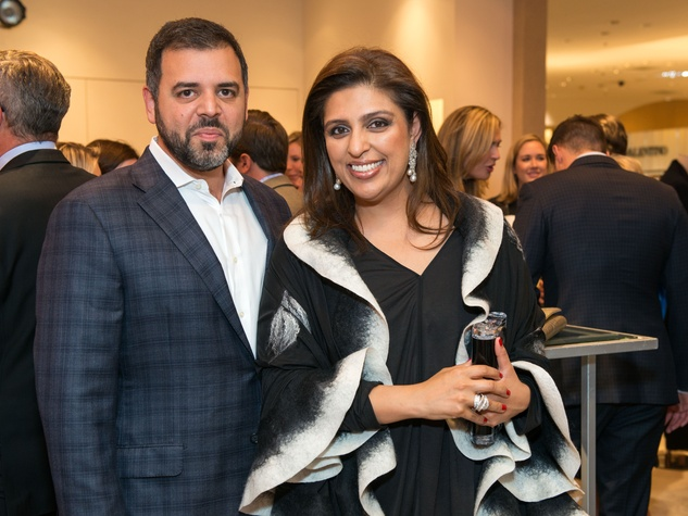 News Shelby, Best Dressed, Pershant Mehta, Nidhika Mehta, January 2015