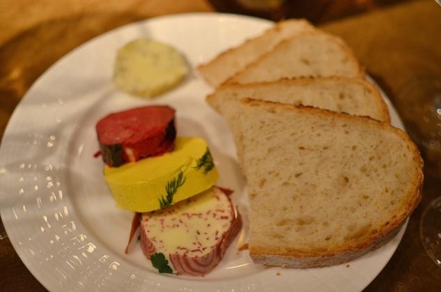 Kipper Club bread