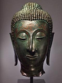 Buddha at Joel Cooner Gallery in Dallas